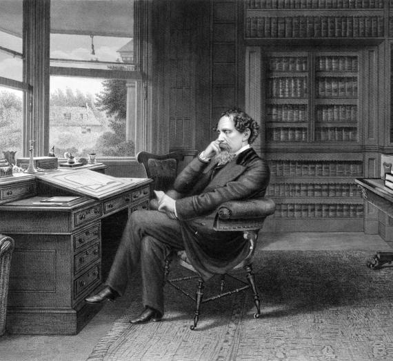 Boire à la Dickens