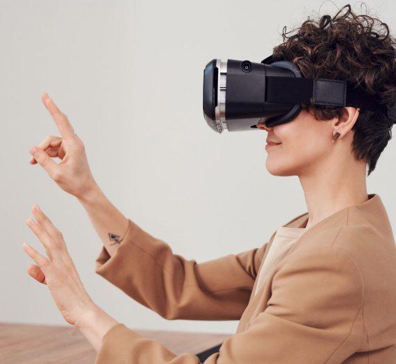 Réalité virtuelle: zoom sur la lecture de livres fantastiques